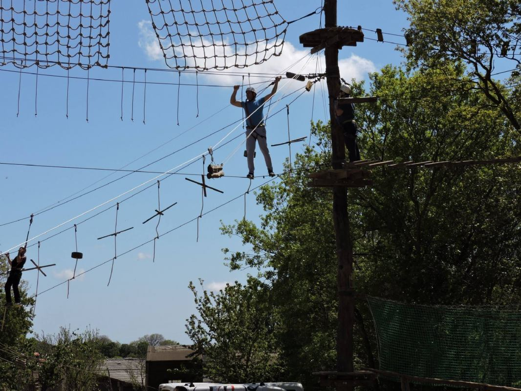 De zeven attracties van Glavani Park - Volwassenen