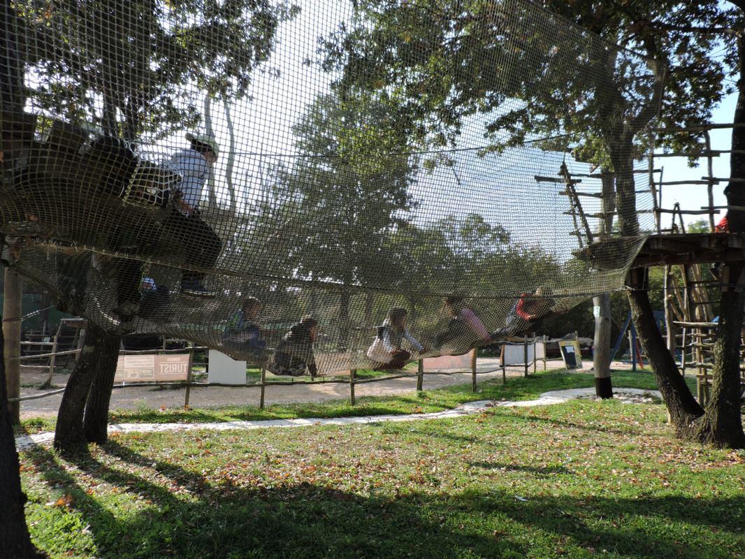 Sedam igara u Glavani Parku - djeca do 10 godina