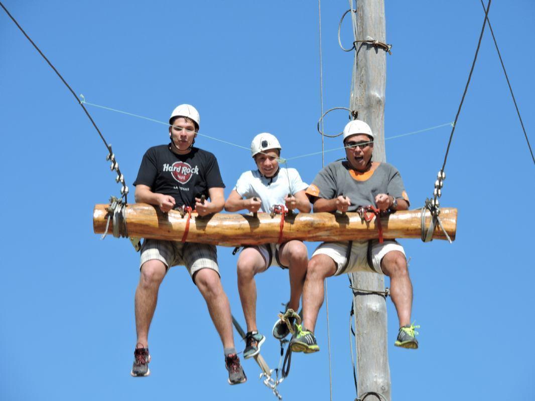 11 metara visoka ljuljačka - djeca do 10 godina
