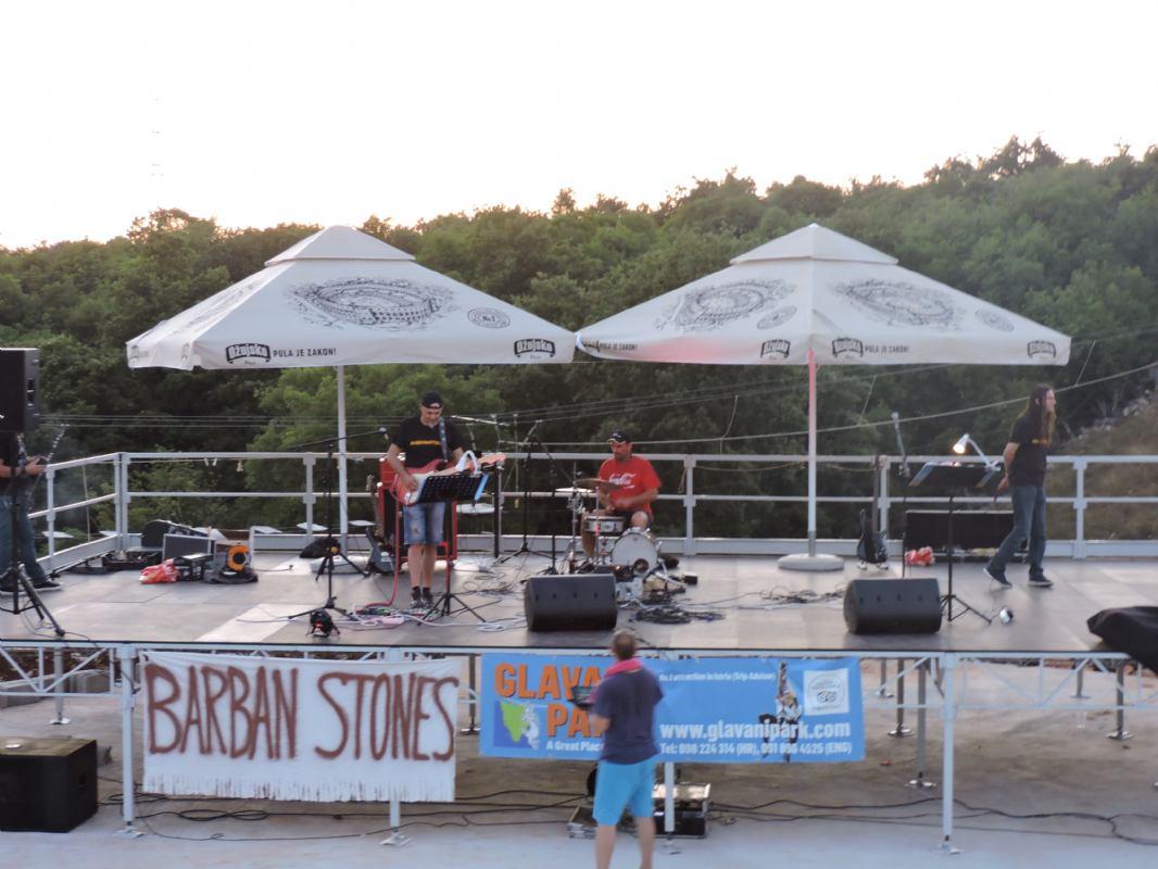 Concerts in Glavani Park